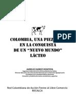 Colombia, una pieza más en el mercado de la leche - Aurelio Suárez.pdf