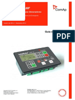IL NT AMF 2.1 Reference Guide ES control modular para grupos electrogenos