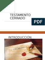 REQUISITOS DEL TESTAMENTO CERRADO.pptx