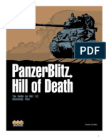 Panzerblitz v3 EF Rules BETA 20140702