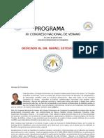 Programa Xii Congreso Cdc