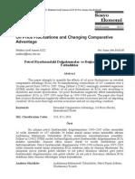 Sosyoekonomi-rca n Changing Comp Adv