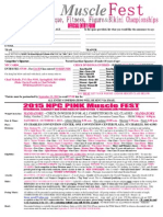 Pink Muscle Fest Entry 2015