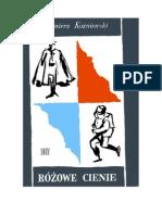 Koźniewski, Kazimierz - Różowe Cienie – 1960 (Zorg)