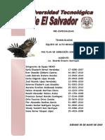 PMI, Direccion de La Comunicacion - Equipo NEXO