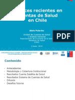 10 Avances Cuentas Salud Chile