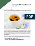 Cafeaua de Cicoare