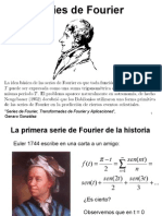 PresentacionSeries de Fourier