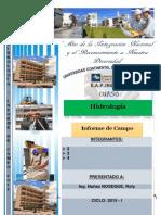 Informe Hidro - Infiltración(Mejorado) - Falta Permeabilidad y Etp - Revisión 1