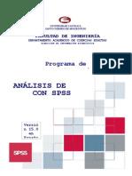 Análisis de Correspondenciascon SPSS