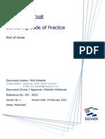 Bunkering Code of Practice