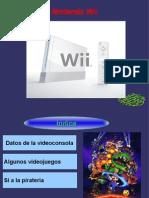Breve Descripcion de La Nintendo Wii
