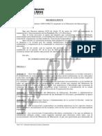 decreto4767-72 cooperadoras