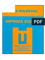 Irina Holdevici Hipnoza Clinica 2