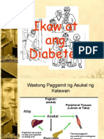 Diabetes lecture (Tagalog)