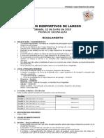 LAMEGO.2010 - regulamento jd.orientação