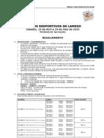 LAMEGO.2010 - regulamento jd.natação
