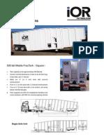 500 Bbl Mobile Frac Tank Brochure1