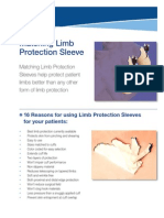 Delfi Spec LimbProtectionSleeve
