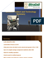 UltraCell Product and Tech Summary 3-21-14 Small File Size