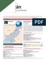 Pakistan Ficha Pais