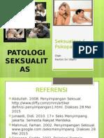 Patologi Seksualitas