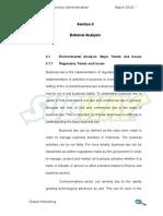 Sub Way Analysis (GM Plan)