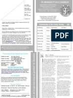 Newsletter 95 30:31st May 2015