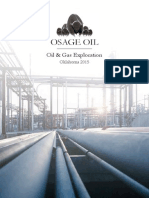 Osage1 Project Prospectus LowRes