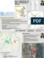 site analysis nift panchkula