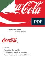 David Aaker Model_COKE