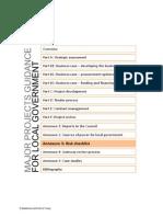 Annexure 3 - Risk checklist