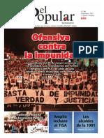 El Popular 309 Órgano de Prensa Oficial del Partido Comunista de Uruguay