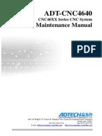 CNC4640 Operation Manual