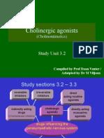 Parasympathetic Pharmacology Drugs Muscarine and Nicotinic recpetors