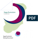 EVO01.2 - Sage Evolution Sizing Document V1 4