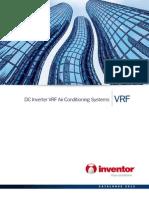 2012 Technical Catalogue VRF
