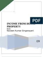 9 House Property
