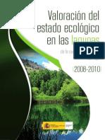 Estado Ecológico de Las Lagunas