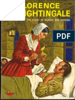How and Why Wonder Book of Florence Nightingale - The Story of Nurses and Nursing