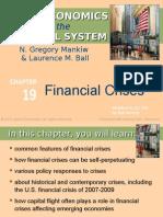 Financial Crisis Mankiw