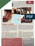 Projektbeschreibung Haiti