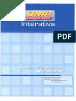 Capa Indice ModelagemSI