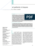 Endodontie et patients à risques