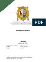 Informe de Informatica