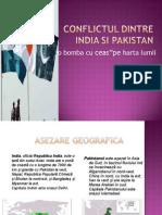 Conflictul India Pakistan