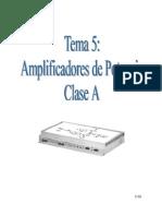 Amplificadores de Potencia(II)