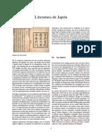 Literatura de Japón
