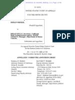 CA9!14!16858-11- 2 DMV's Corrected Brief