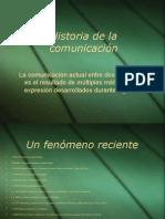 Historia de La Comunicación (1)